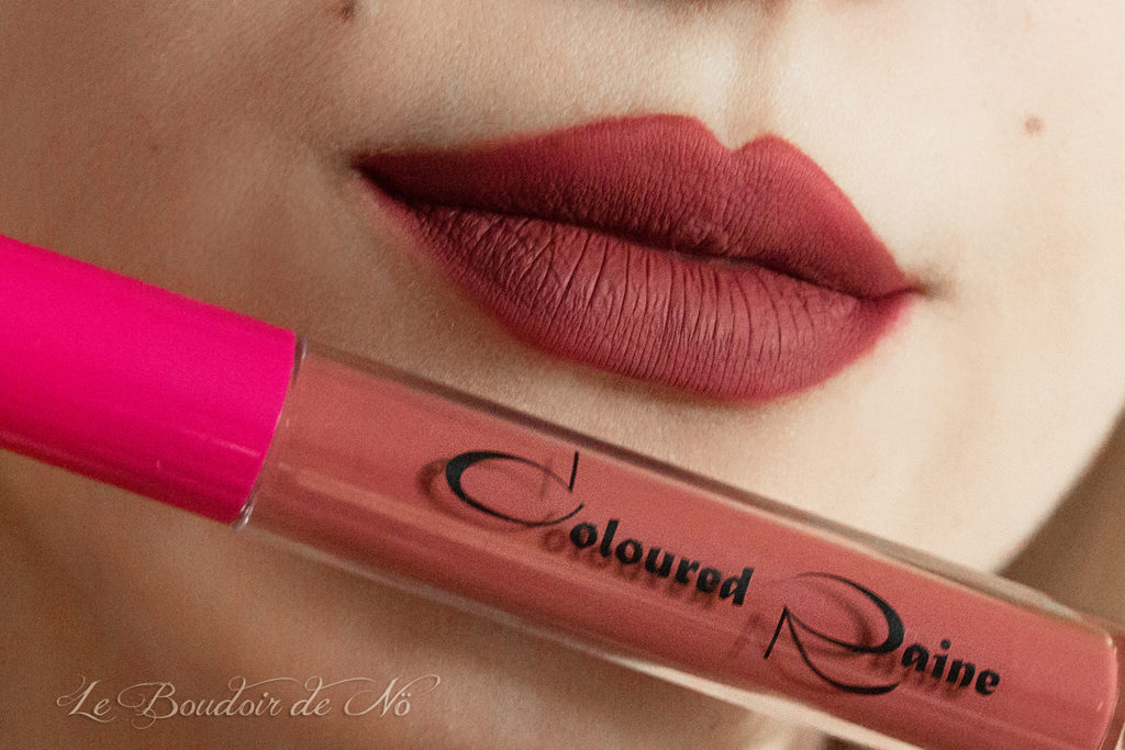 24seven Coloured Raine Lip swatch