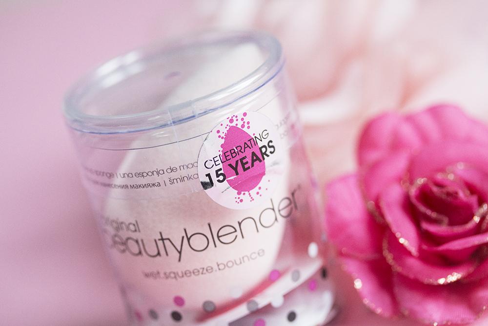 Beauty Blender Bubble 15th Anniversary