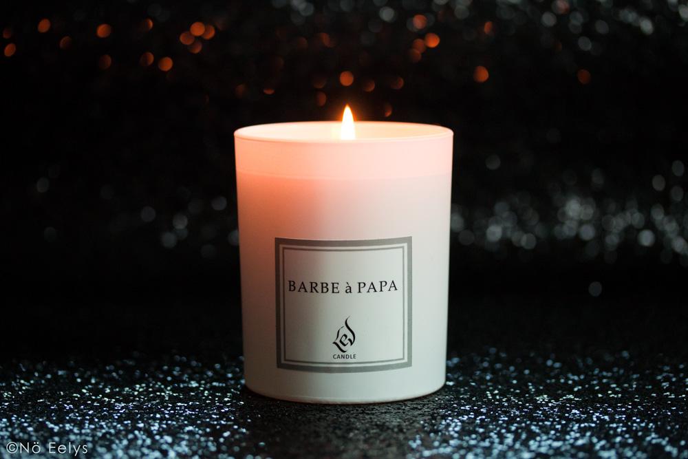 Bougie Barbe à Papa Lev Candle : mon avis