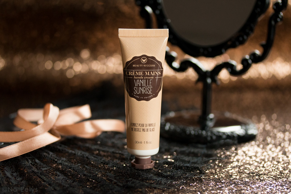 Crème pour les mains Vanille Sunrise Beauty Success