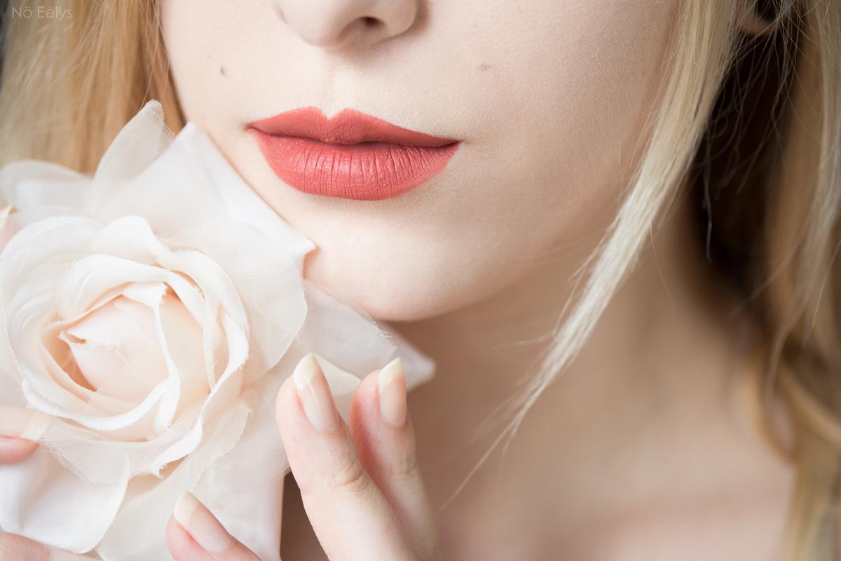 Revue Kat Von D Lolita Lipswatch, swatch du Everlasting Liquid Lipstick Lolita II