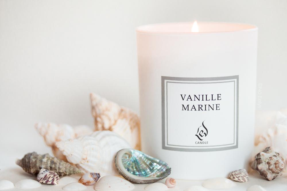 Mon Avis sur la bougie Vanille de Lev Candle (revue complète)