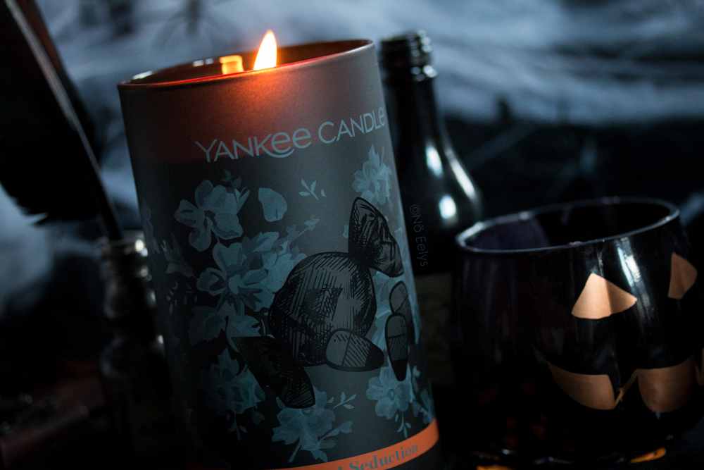 Mon avis sur la bougie Halloween 2018 Yankee Candle Sweet Seduction