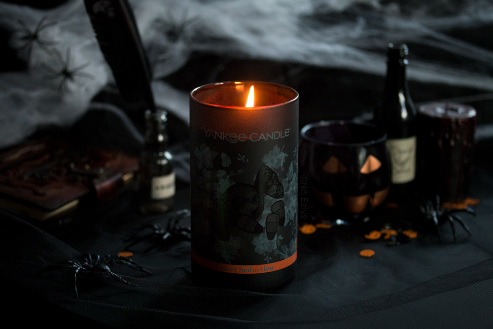 Yankee Candle Sweet Seduction : mon avis sur le bougie Halloween