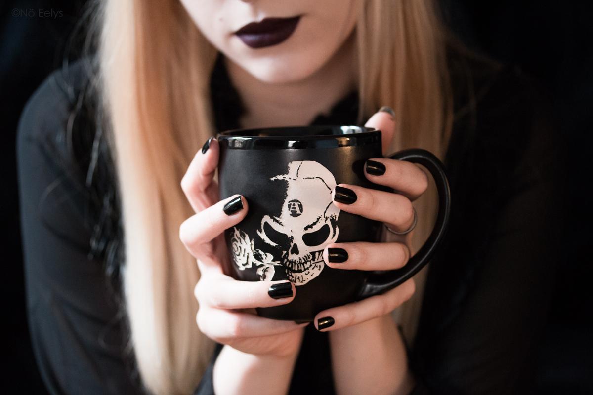 Mug gothique Alchemist Engraved de Alchemy Gothic (Alchemy England)