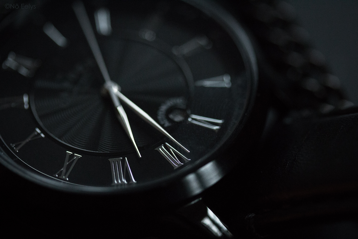 The Camden Watch Company montre automatique No.29 Black and Black Automatic
