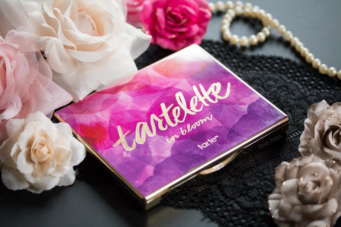 Mon avis sur la palette Tartelette in Bloom de Tarte Cosmetics, revue détaillée et swatchs