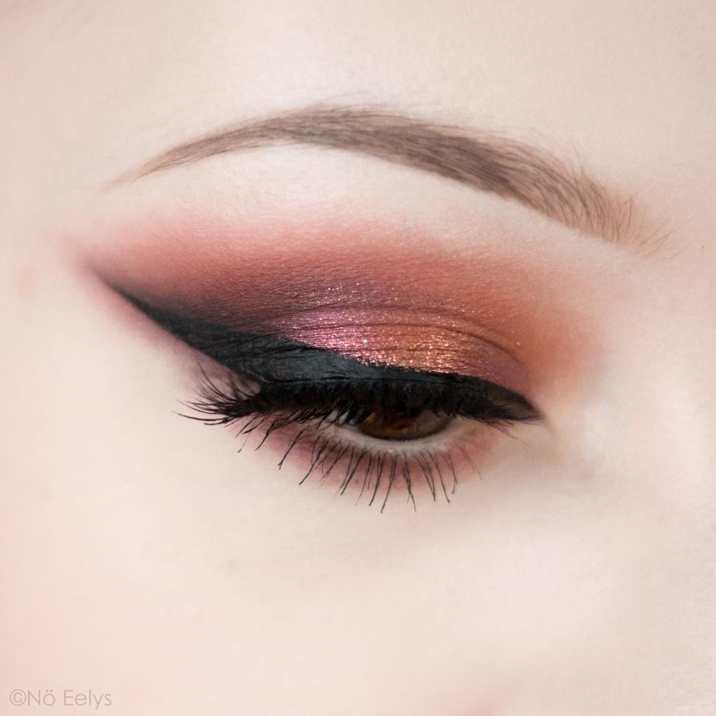 Idée de maquillage automnal et romantique avec la Lolita Por Vida de Kat Von D beauty
