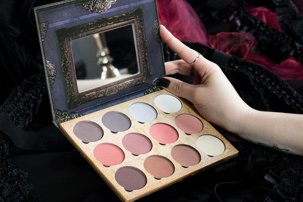 Revue de la palette Pro Contour Book Vol 1 Lunatick Cosmetic Labs