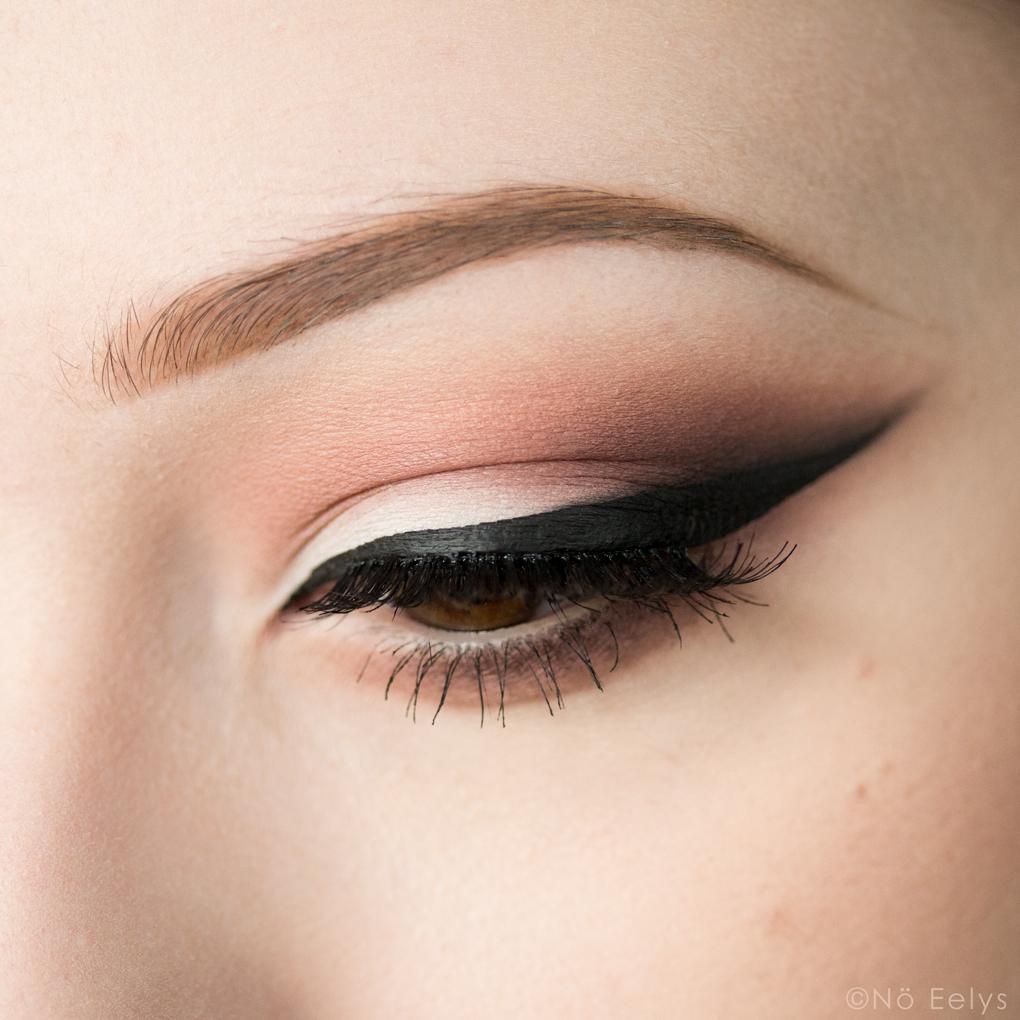 Idée maquillage avec la palette Pro Contour Book Vol 1 de Lunatick Cosmetics, une palette vegan et cruelty-free