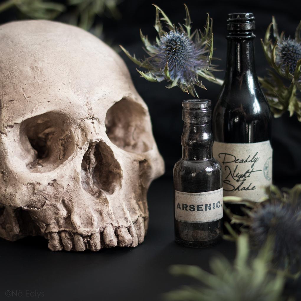 Giveaway Vicious Noodle No Eelys - alternative goth blogger