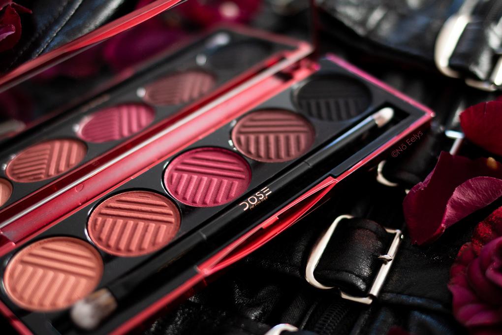 Zoom sur la palette Blushing Berries Dose of Colors : revue complète avec avis, photos et swatchs