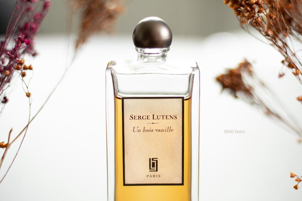 Zoom sur le parfum Un Bois Vanille Serge Lutens (mon avis dans cette revue complète)