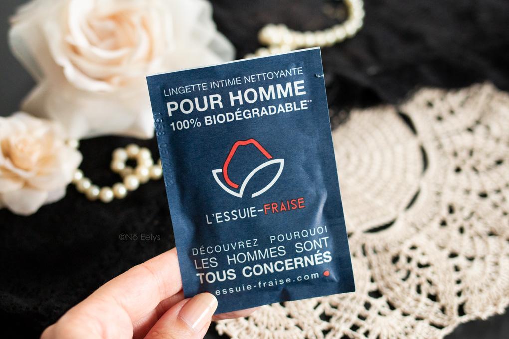 Mon Avis sur les lingettes intimes L'Essuie-Fraise (sans parfum, bio, made in France, vegan et cruelty-free)