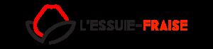Logo L'Essuie-Fraise, Marque française de lingettes intimes bio, naturelles, sans parfum et cruelty-free